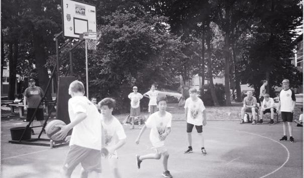 Goethe @ NRW Streetbasketball Tour 2017