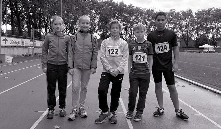 Goethe-Schüler erfolgreich bei den Leichtathletik-Stadtmeisterschaften