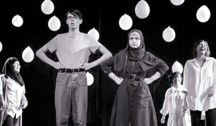 Erfolgreiche Premiere des English Theatre Workshops