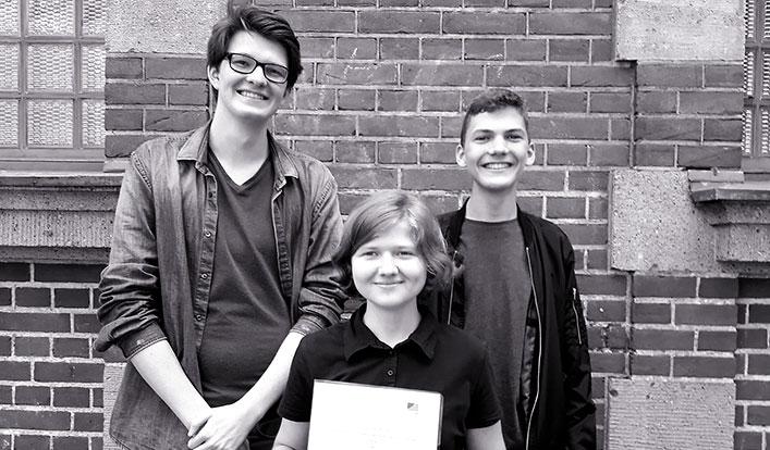 Schülerin erhält Sonderpreis der Uni Bonn