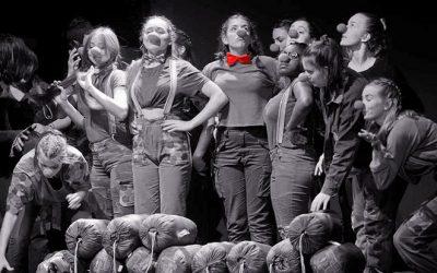 "Goethe-Schüler eröffnen Theaterfestival ""Maskerade"""