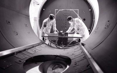 "Goethe-Schülerin im ""All"" – Astronautentraining beim DLR"