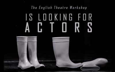 The English Theatre Workshop is looking for actors