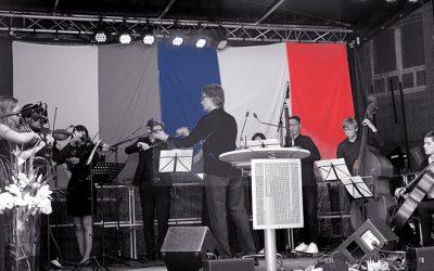 Goethe-und Humboldtschüler eröffnen das Frankreichfest
