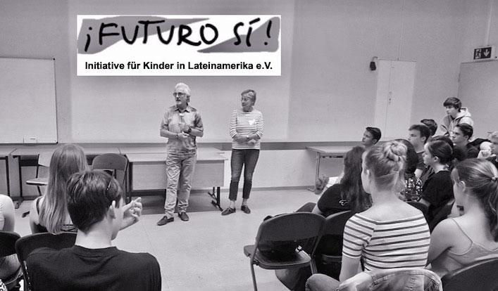 """7000 Euro für Kinder in Lateinamerika – Der Verein """"Futuro Sí"""" bedankt sich"""