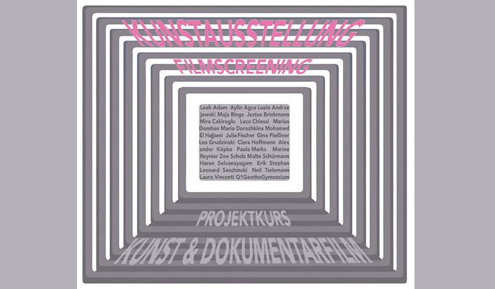 Vernissage Kunstausstellung + Filmscreening