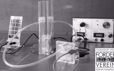 Förderverein finanziert neue Experimentierkästen