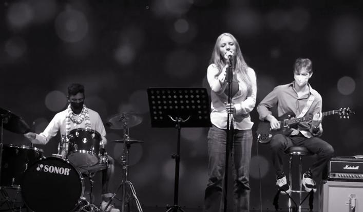Weihnachtskonzert 2020 – Musik gegen das Virus