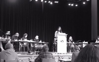 First English Debating Contest